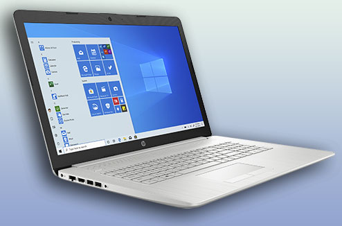 HP Laptop 17-by3071