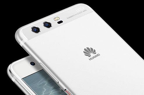 Huawei P10 blanc