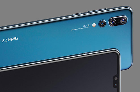 Huawei P20 Pro à l'essai