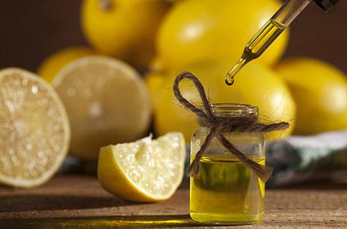 Parfumer ses plats à l'huile essentielle de citron