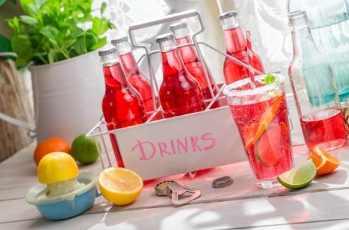 Idées de boissons pour l'été