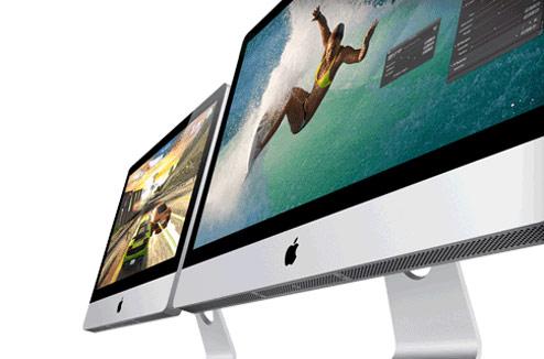 iMac Apple 2014
