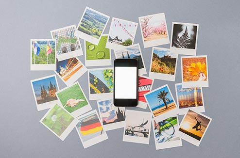 Imprimer les photos stockées dans son smartphone