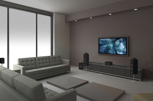 Installation Dolby Atmos