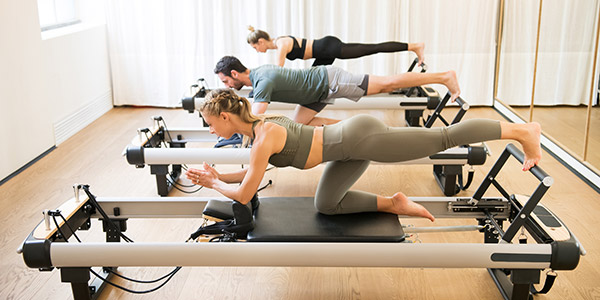 La force tranquille du Pilates