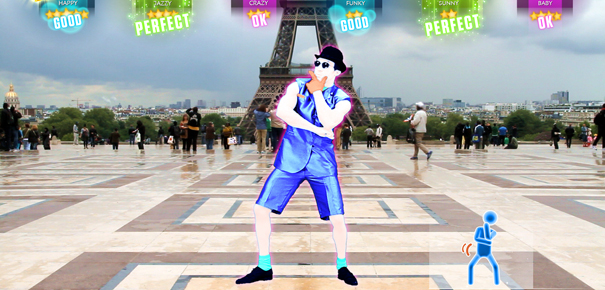 Just Dance de Ubisoft