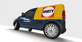Darty, le sens du service