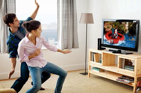 Kinect sur Xbox 360