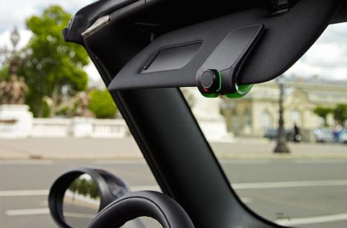 Kit Bluetooth pour voiture Parrot