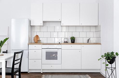 Kitchenettes : les petites cuisines modernes - Darty & Vous