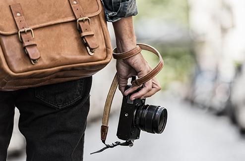 Utiliser un appareil photo lors du printemps