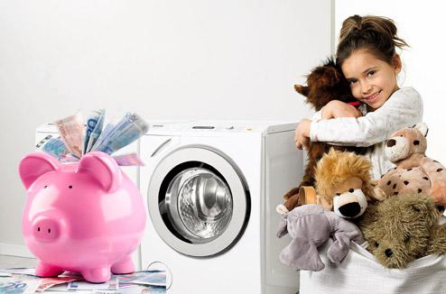 Lavage économique
