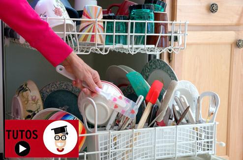 lave vaisselle comment le remplir au maximum darty vous. Black Bedroom Furniture Sets. Home Design Ideas