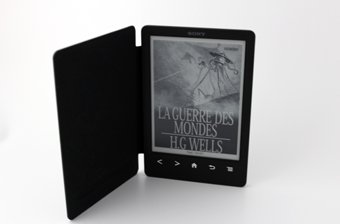 Ebook Sony PRS-T3 : design
