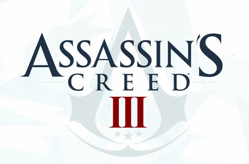 Logo : Assassin's Creed 3 d'Ubisoft