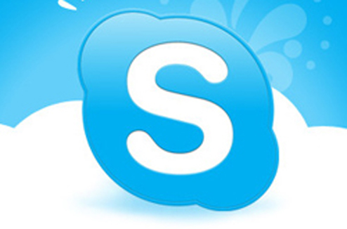 Logo : Skype