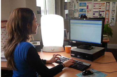 Luminotherapie philips energylihgt