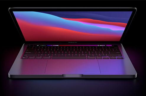 MacBook puce M1