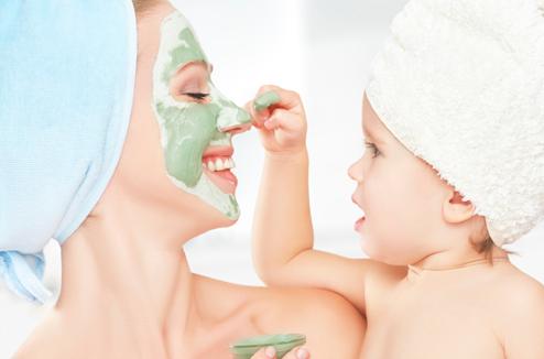 Masque hydratant pour le visage fait maison