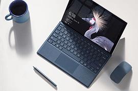 Nouveautés Microsoft Surface