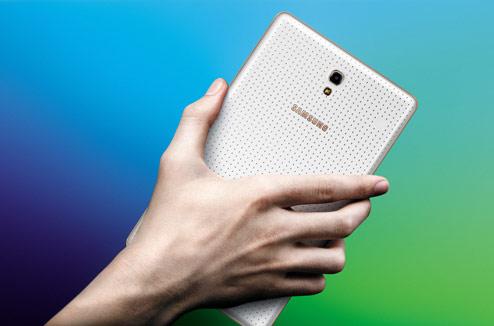 Mini tablette tactile Samsung Galaxy Tab S