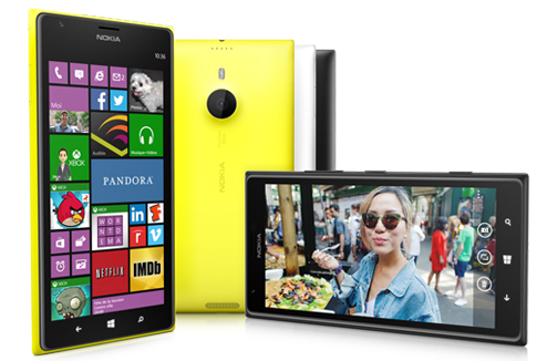 Windows Phone 8.1 : Nokia Lumia 1520