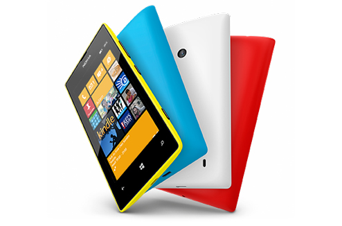 Windows Phone 8.1 : Nokia Lumia 520