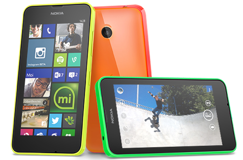 Windows Phone 8.1 : Nokia Lumia 630