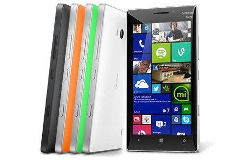 Windows Phone 8.1 : Nokia Lumia 930
