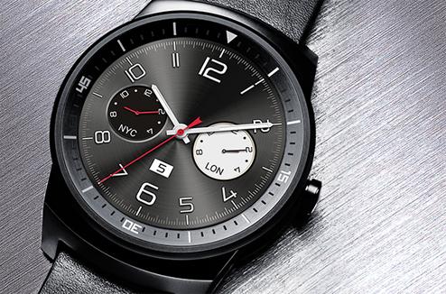 lg g watch r porter une montre connect e a donne quoi darty vous. Black Bedroom Furniture Sets. Home Design Ideas