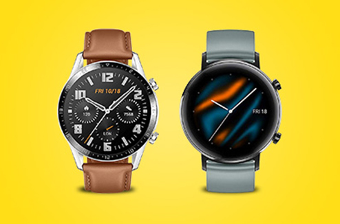 Montres Huawei GT2