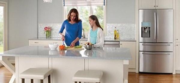 Frigo Cuisine Encastrable le frigo multi-portes : grand et suréquipé ! - darty & vous