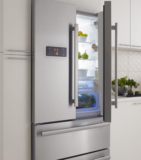 Réfrigérateurcongélateur Les Nouveautés De La Saison Darty - Réfrigérateur multi porte