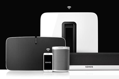 Système multiroom Sonos