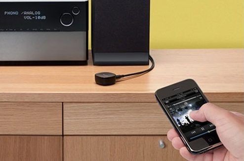 comment couter ma musique en bluetooth sur ma cha ne hi fi darty vous. Black Bedroom Furniture Sets. Home Design Ideas