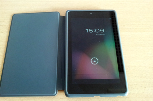 Tablette tactile Google Nexus 7 d'Asus