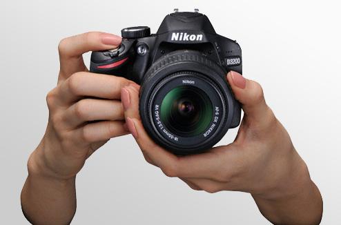 Reflex Nikon D3200 : prise en main