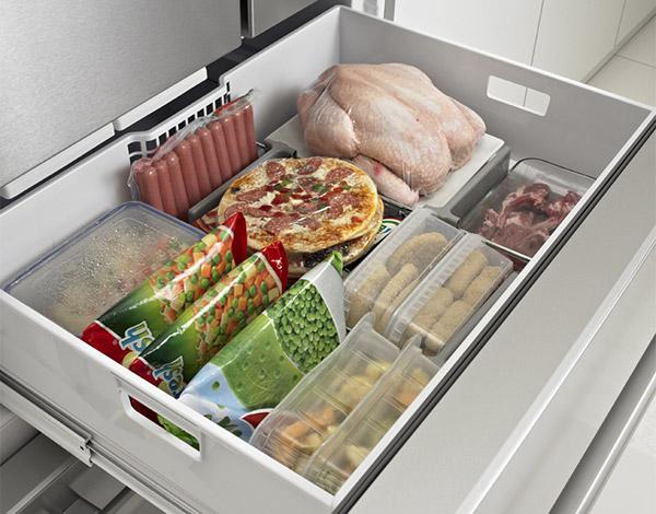 frigo congélo : on a testé le froid ventilé - darty & vous