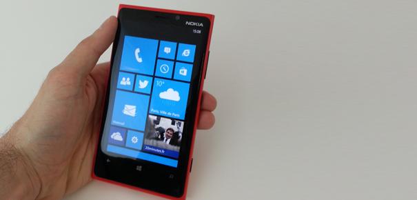 Test le nokia lumia 920 sous windows phone 8 darty vous for Photo ecran lumia 920