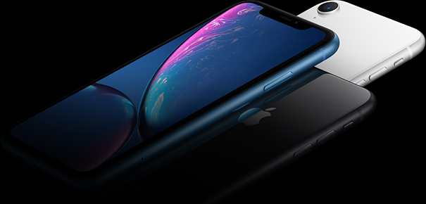 Nouvel iPhone Xr d'Apple