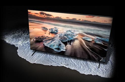 Nouveau téléviseur QLED 8K Q900R de Samsung