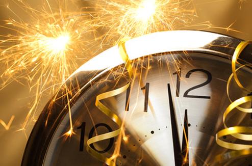 Fête pour la nouvelle année