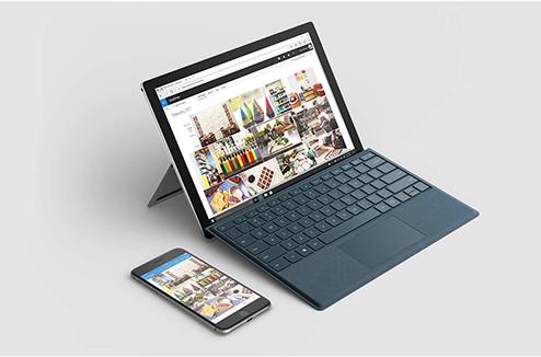 Nouvelle Microsoft Surface Go