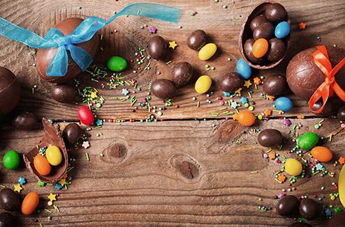 chocolat de p ques comment recycler le trop plein darty vous. Black Bedroom Furniture Sets. Home Design Ideas
