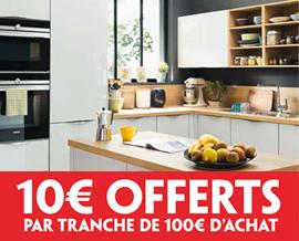 Cuisine quelle couleur associer avec le bois darty for Cuisine 7000 euros