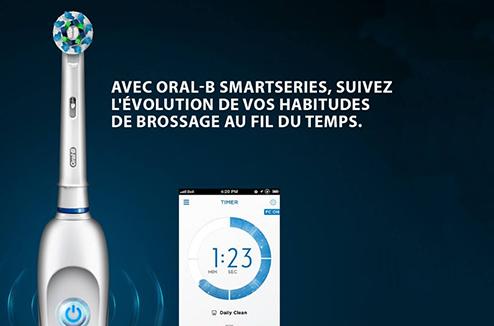 Oral B smartseries