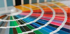Palette de couleurs pour cuisine sur mesure