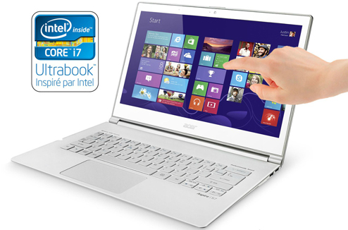 PC portable Ultrabook Acer Aspire S7