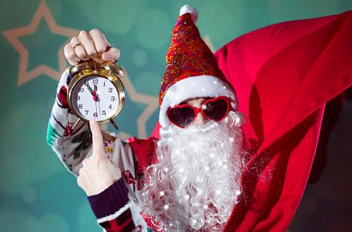 Père Noël de dernière minute !