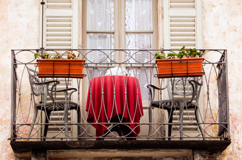 Am nager un petit balcon darty vous - Petit balcon amenage ...